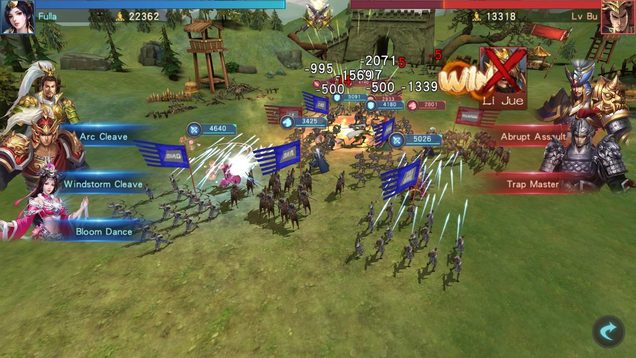 Art of War игра дла Андроид