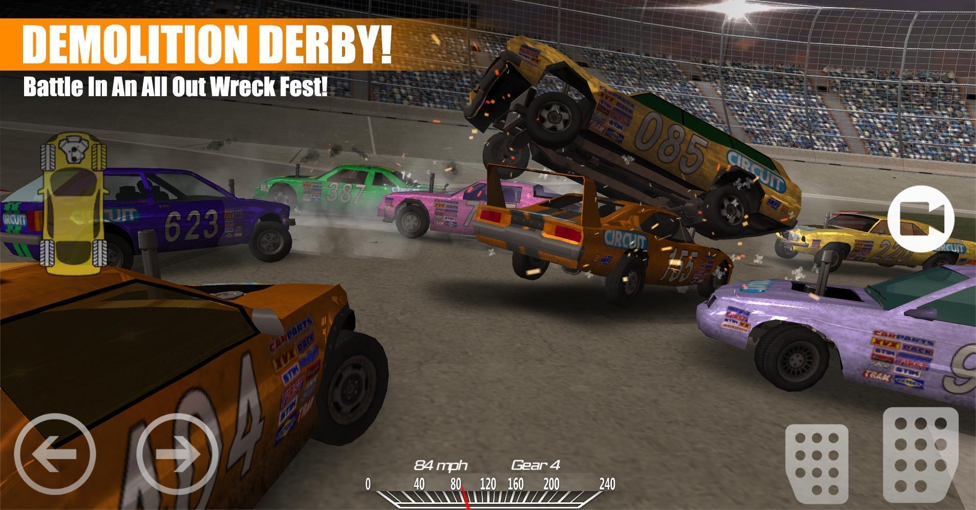 Demolition Derby 2 скачать на сайте