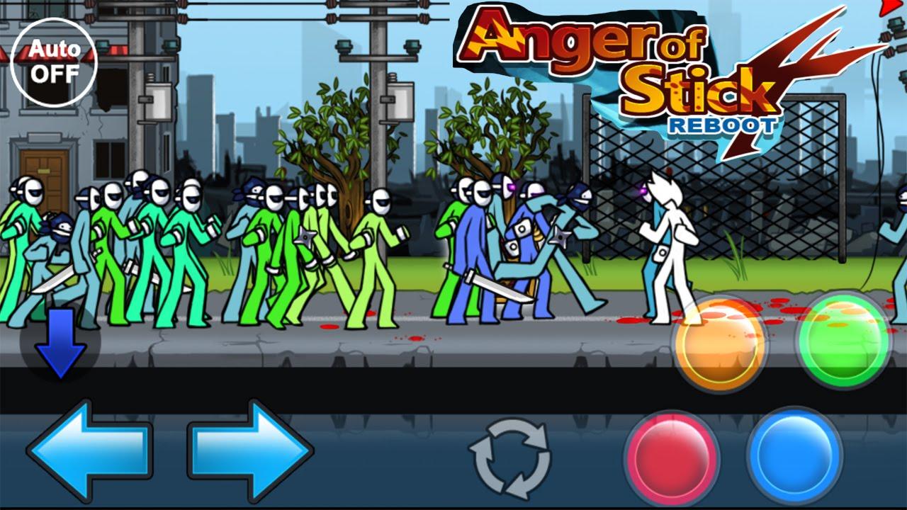 скачать Anger Of Stick 4