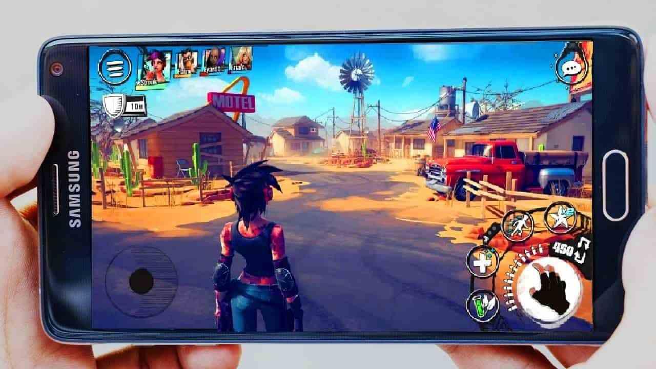 игры для смартфонов