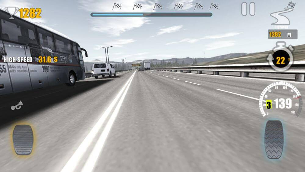 скачать взломанную игру traffic tour