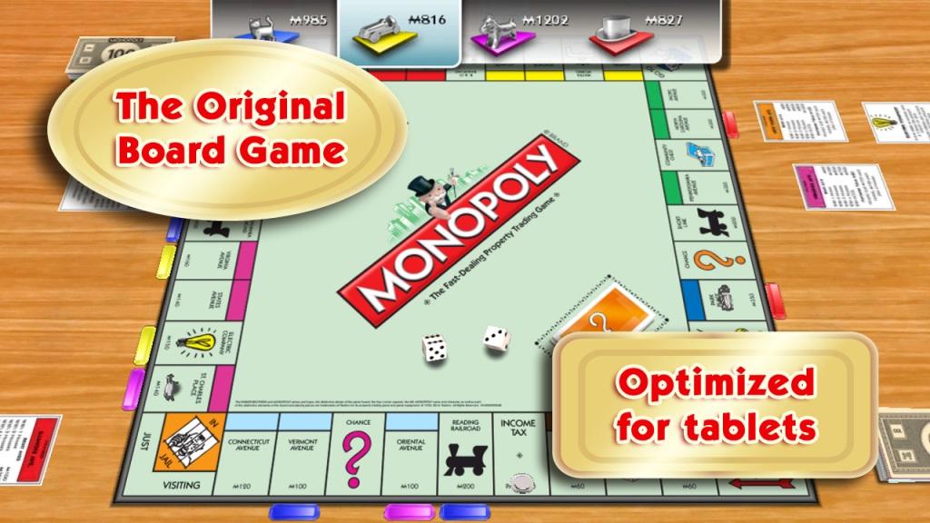 скачать игру монополия