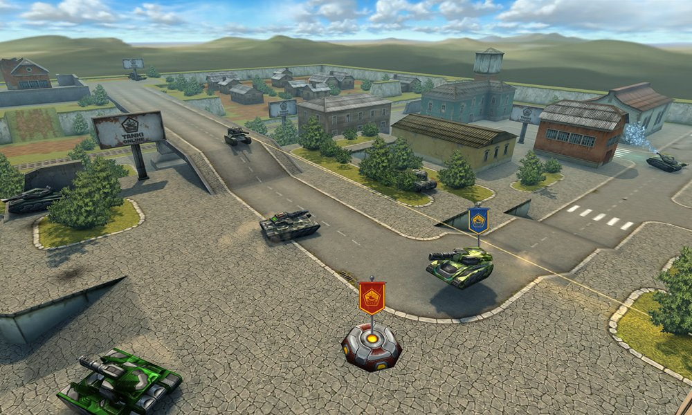 скачать танки онлайн на андроид