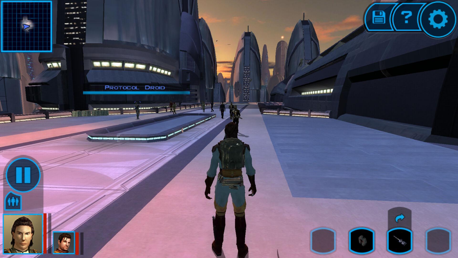 star wars kotor на андроид