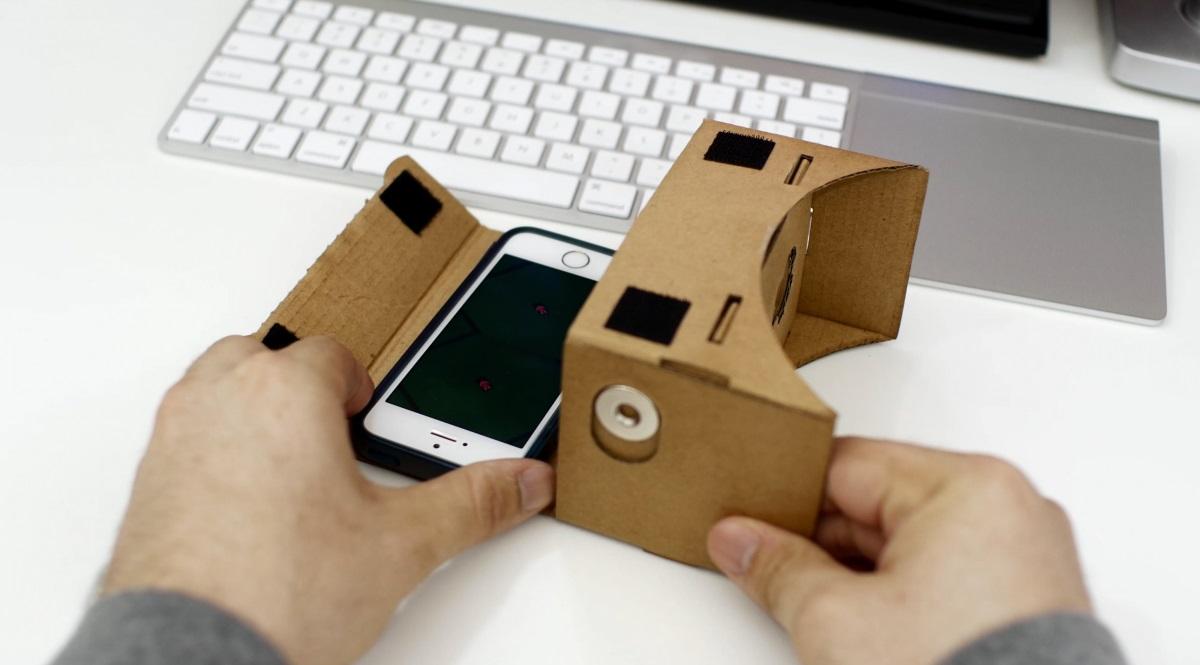 google cardboard скачать