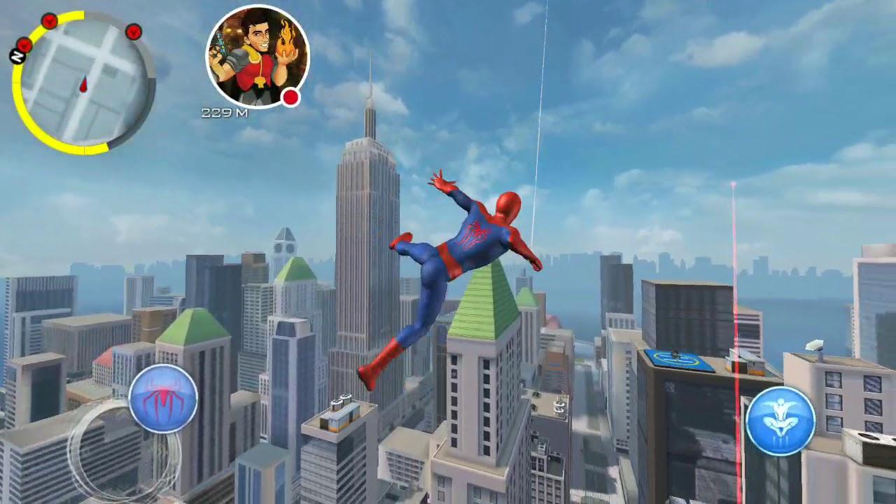 the amazing spider man 2 скачать