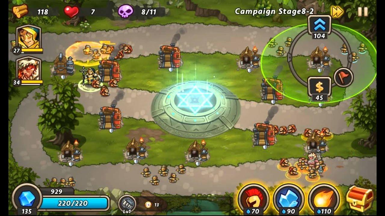 Castle Defense 2 для андроид