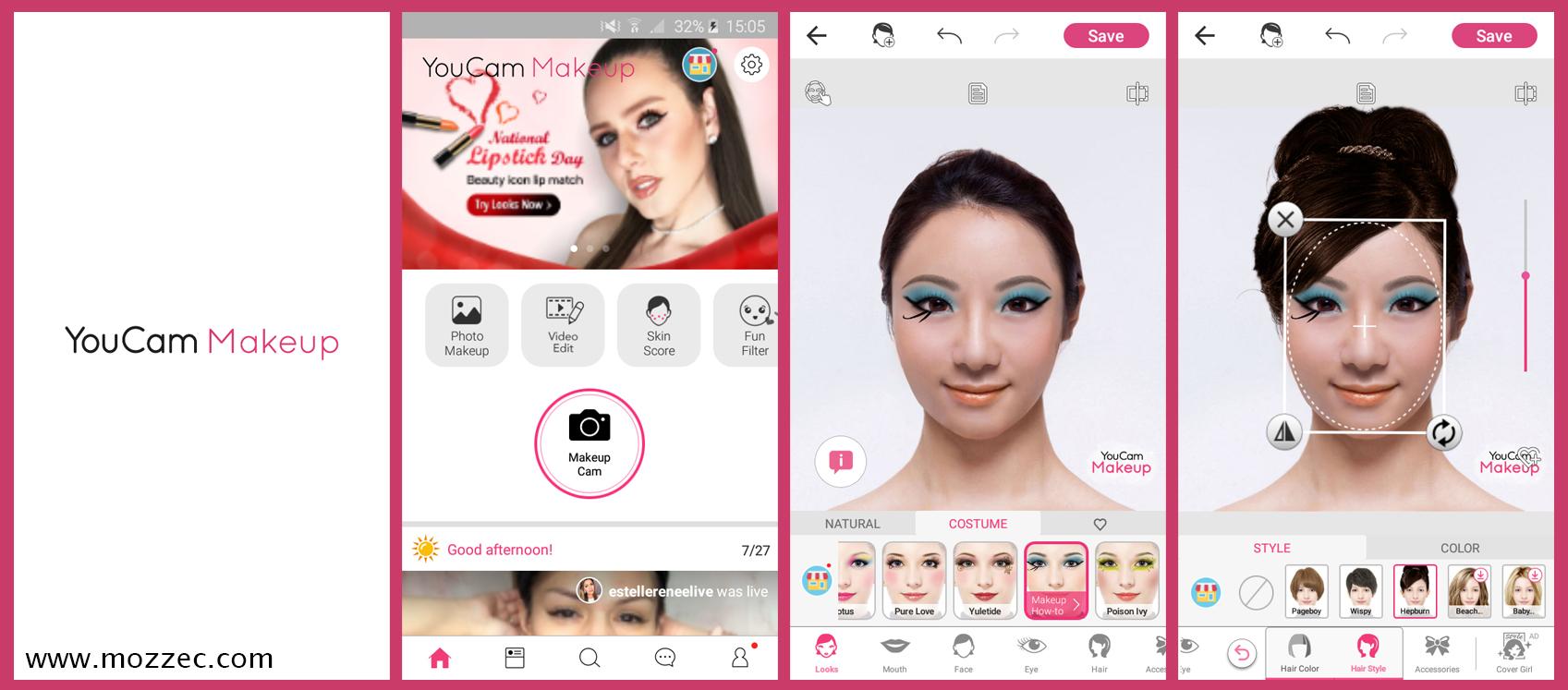 youcam makeup андроид