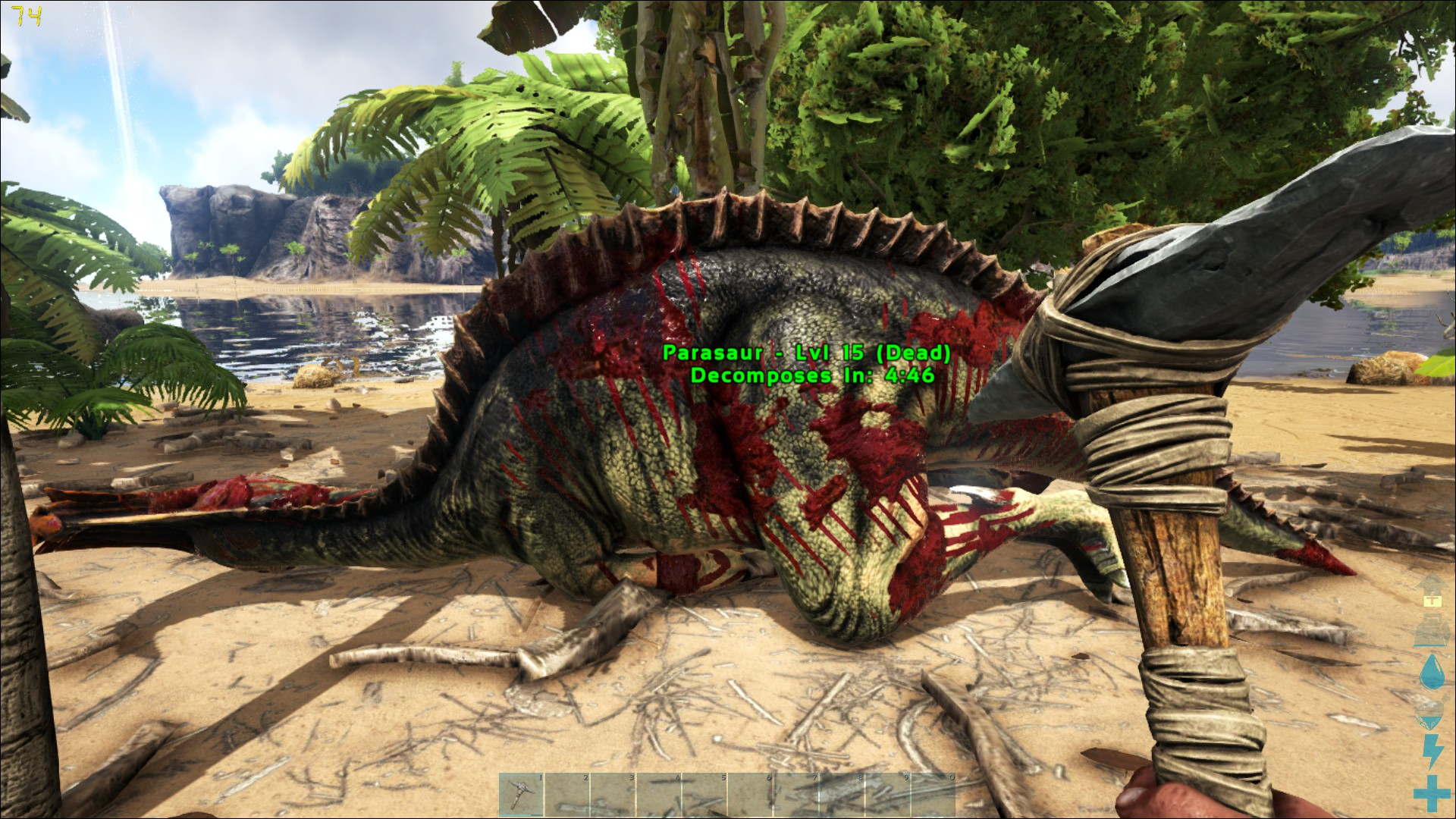 ark survival evolved на андроид