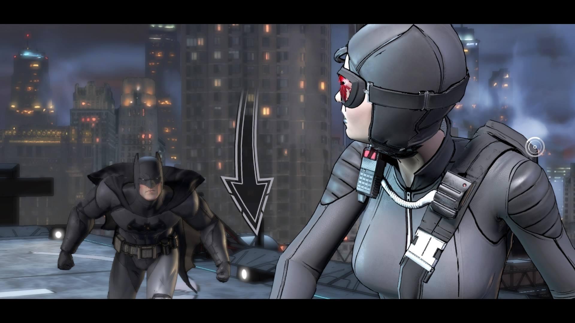 скачать batman the telltale series