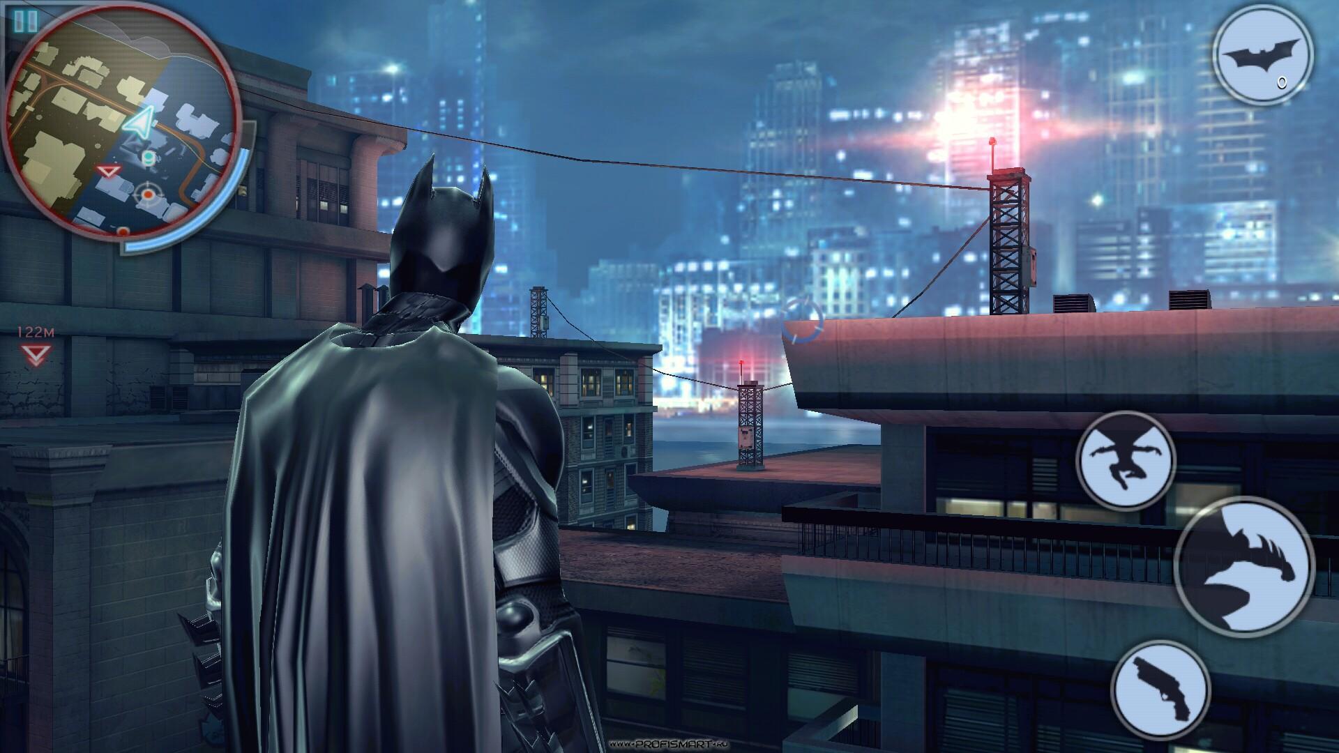 бэтмен темный рыцарь возрождение