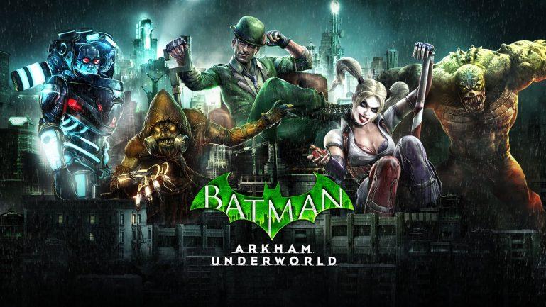 Batman Arkham Underworld