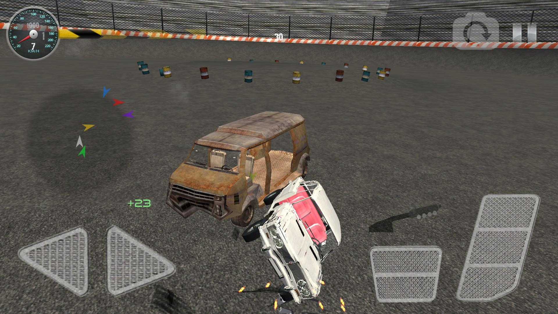 derby destruction simulator мод много денег
