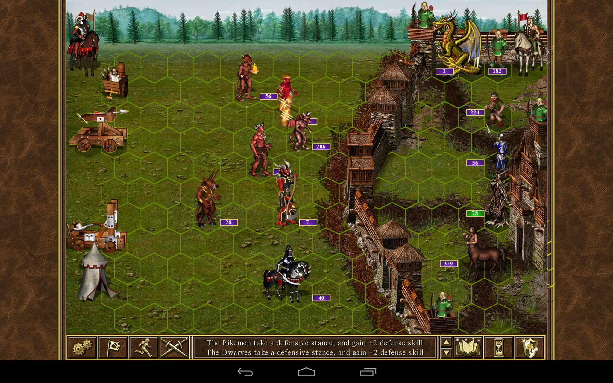 heroes of might and magic 3 android