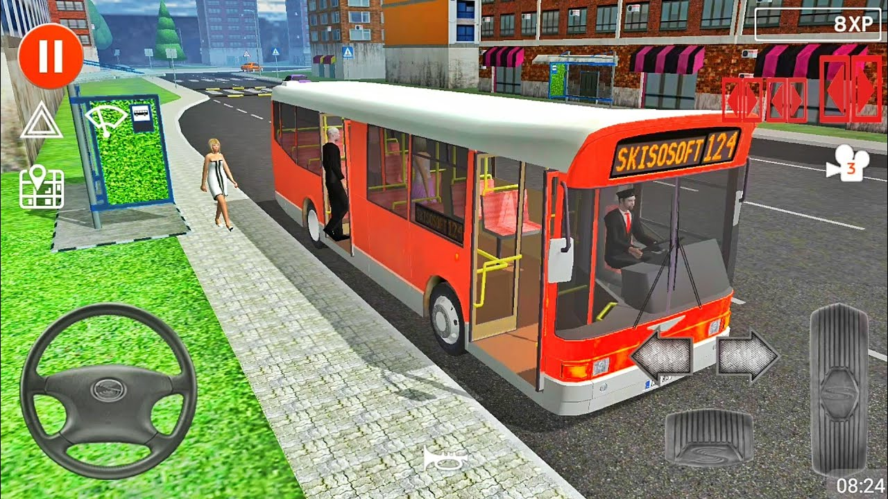 скачать public transport simulator