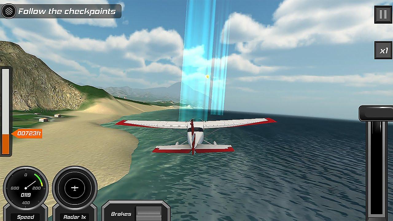 скачать самолеты взлом