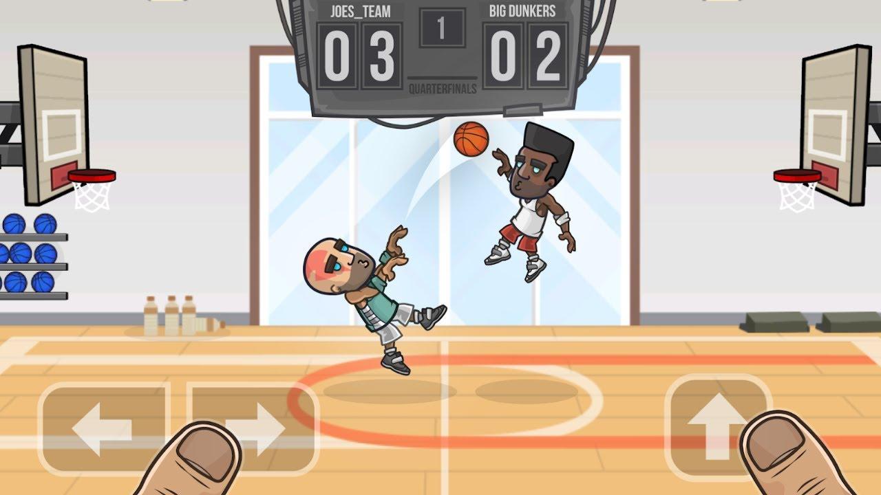 скачать взлом баскетбол батл