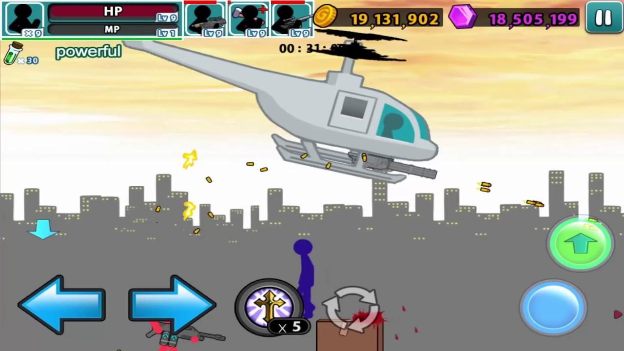 скачать взломанную игру anger of stick 5 zombie