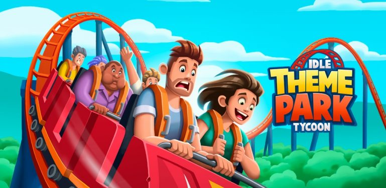 Theme Park Tycoon Game