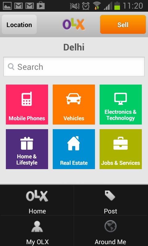 olx skachat android