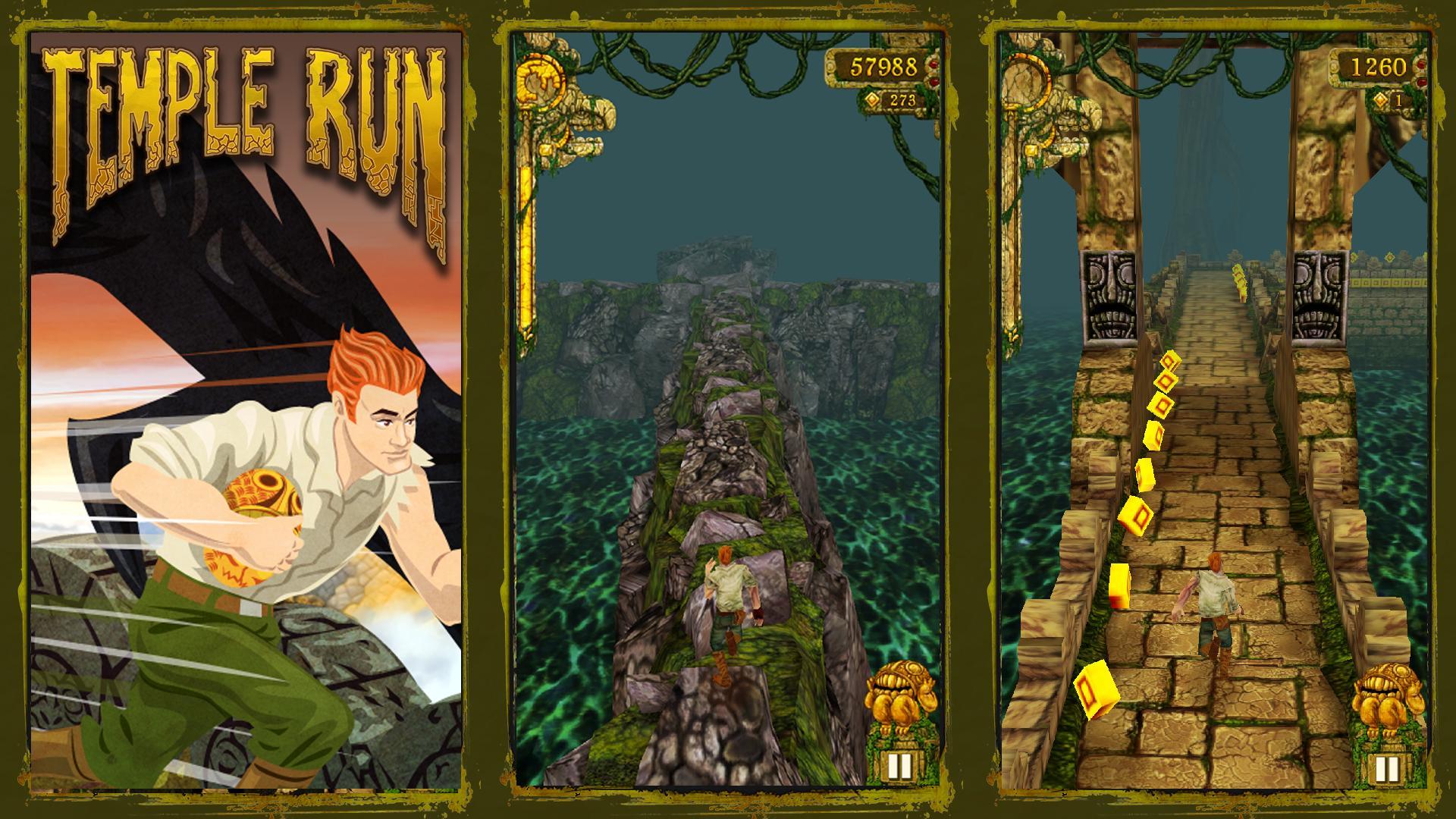 скачать игру андроид temple run