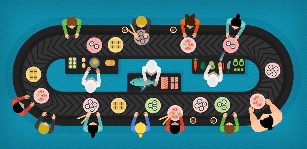 скачать взлом суши бар
