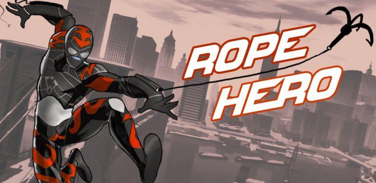 Rope Hero