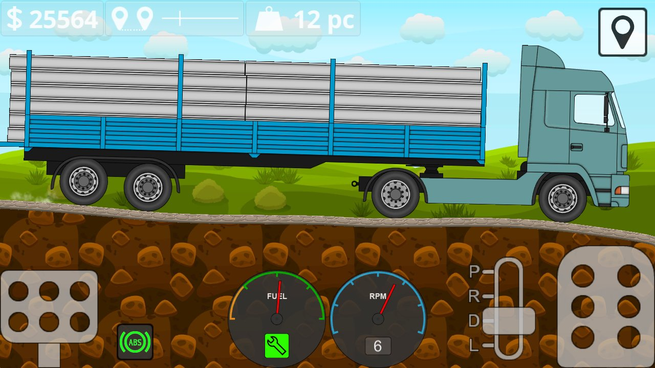 mini trucker