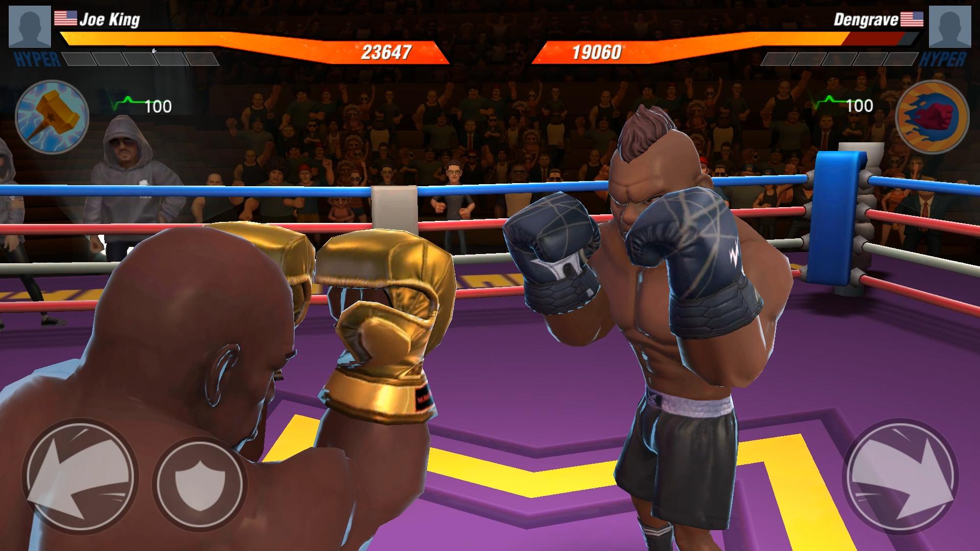 скачать взломанную игру звезда бокса
