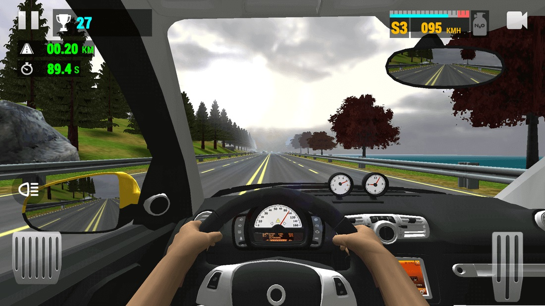 скачать взломанную игру racing limits