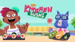 Toca Kitchen Sushi