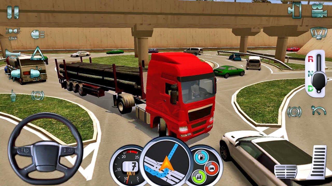 скачать взлом euro truck driver
