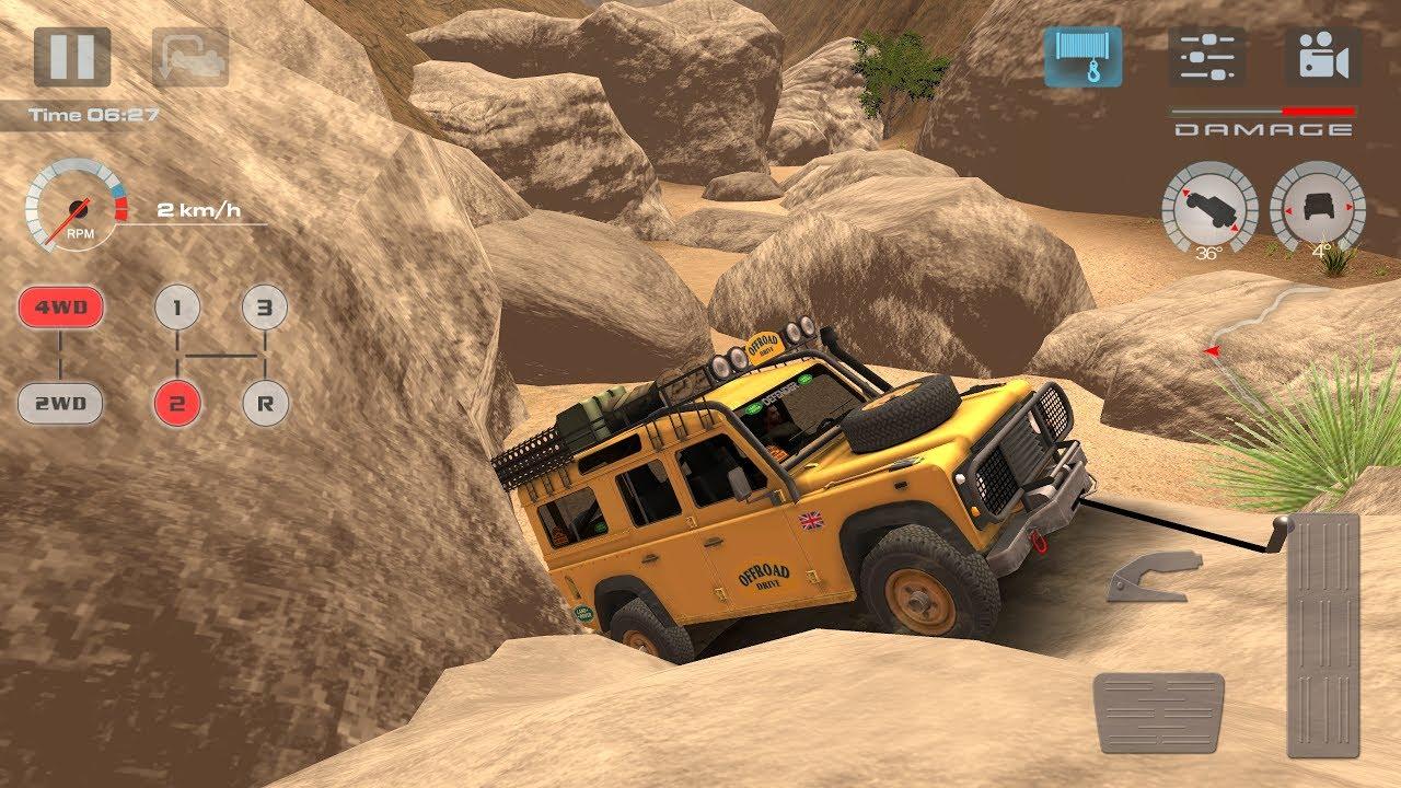 скачать offroad drive desert
