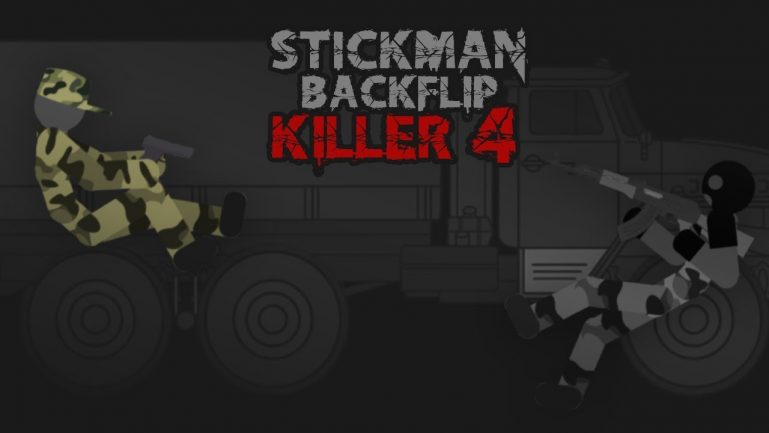 Stickman Backflip Killer 4
