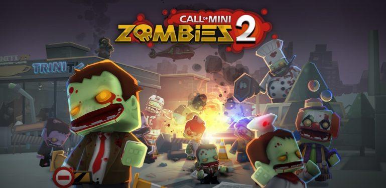 Зов Мини Зомби 2