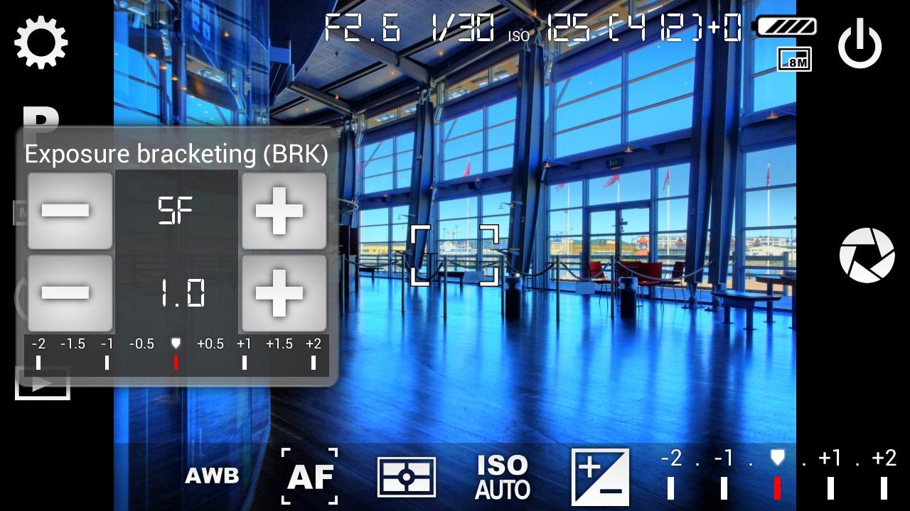 camera fv 5 pro