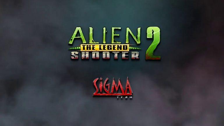 Alien Shooter 2 - Легенда