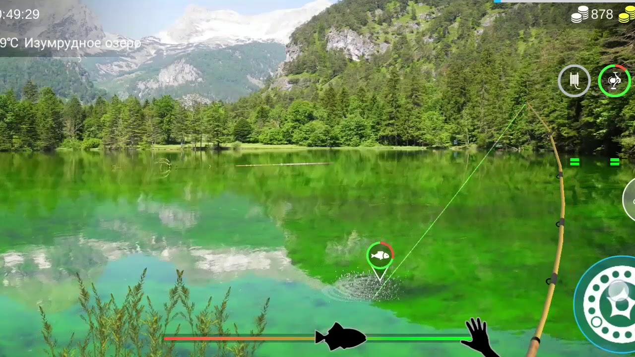 my fishing world