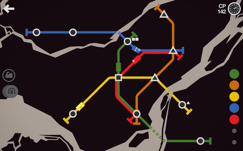 mini metro скачать