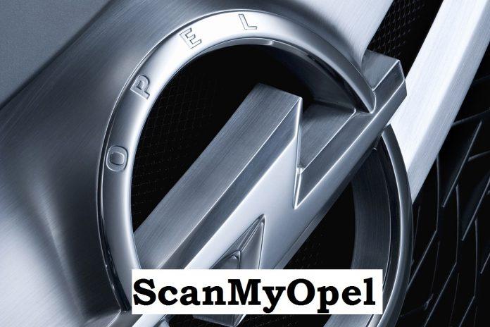 ScanMyOpel