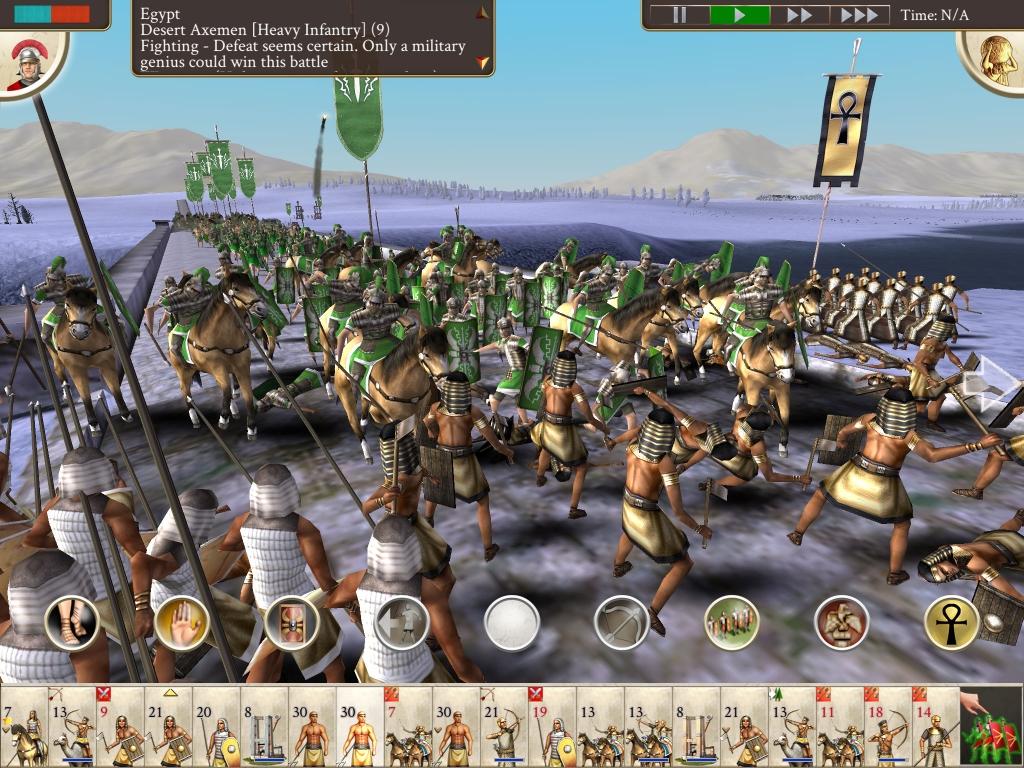 rome total war на андроид