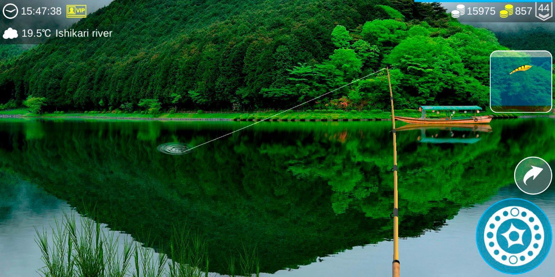 скачать взлом my fishing world