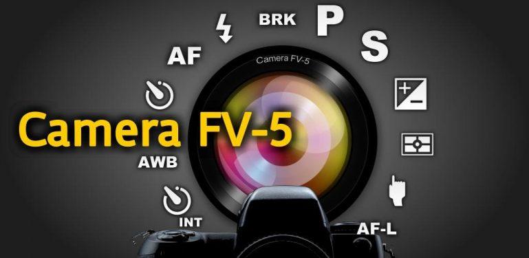 Camera FV 5