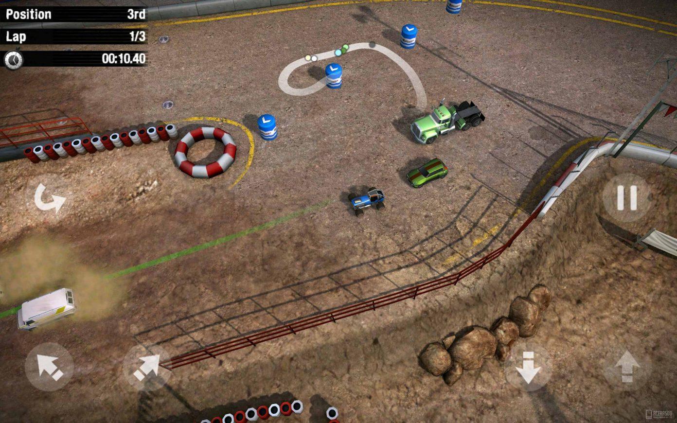 reckless racing 3 скачать на андроид бесплатно
