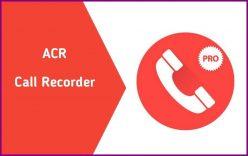 ACR запись звонков