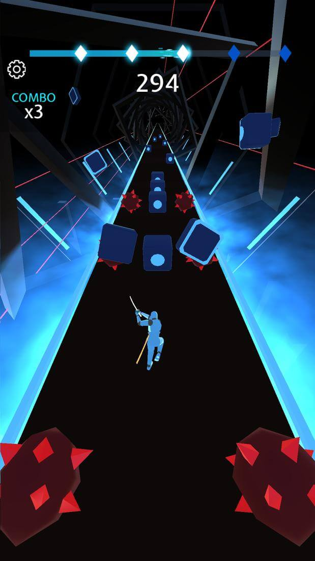 beat blade dash dance скачать на андроид