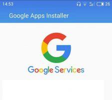 Google Apps Installer