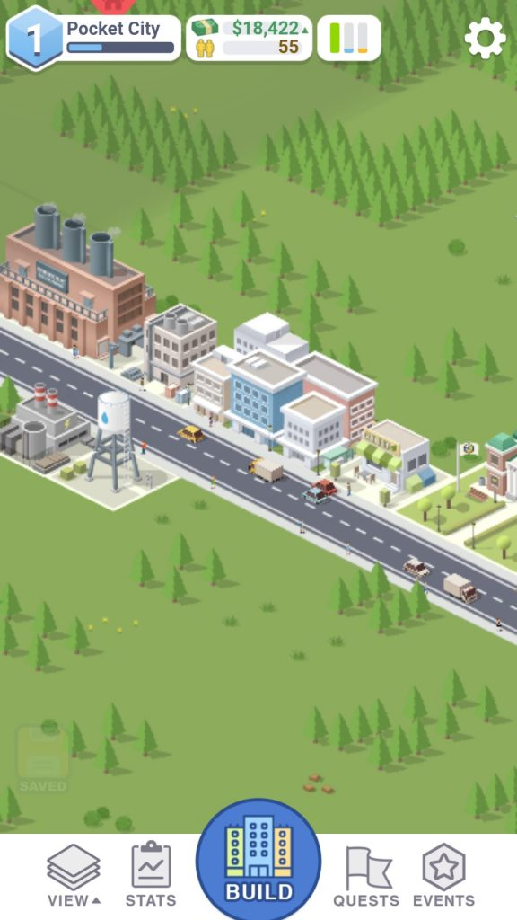 скачать pocket city full