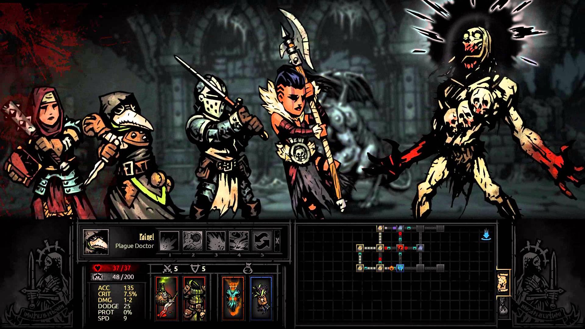 darkest dungeon скачать на андроид