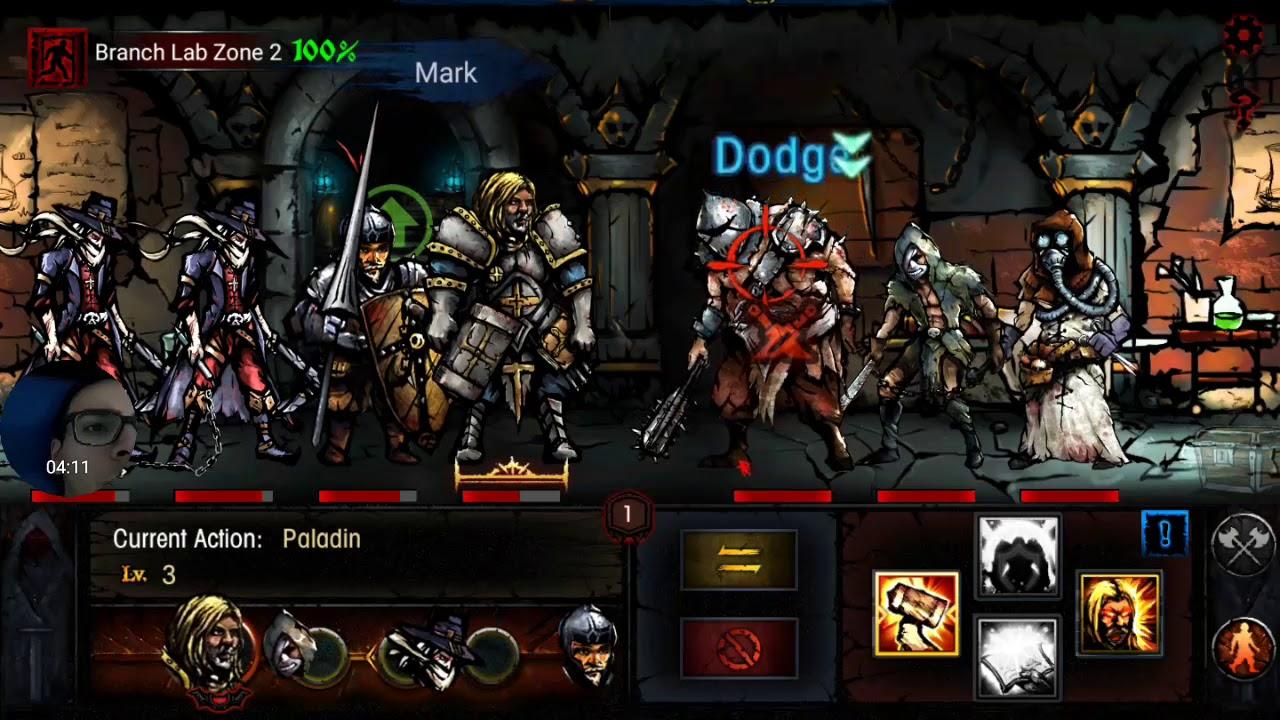 darkest dungeon на андроид